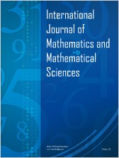 IJMMS - International Journal of Mathematics and Mathematical Sciences
