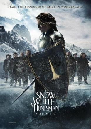 Snow White and the Huntsman 2012 Dual Audio BRRip 720p