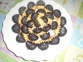 Gâteaux secs réalisé par Amal Touil