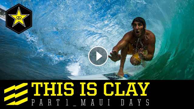This is Clay - Maui Days Part 1