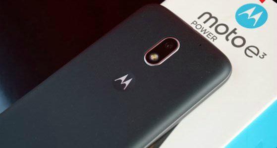 Moto E3 Power SmartPhone