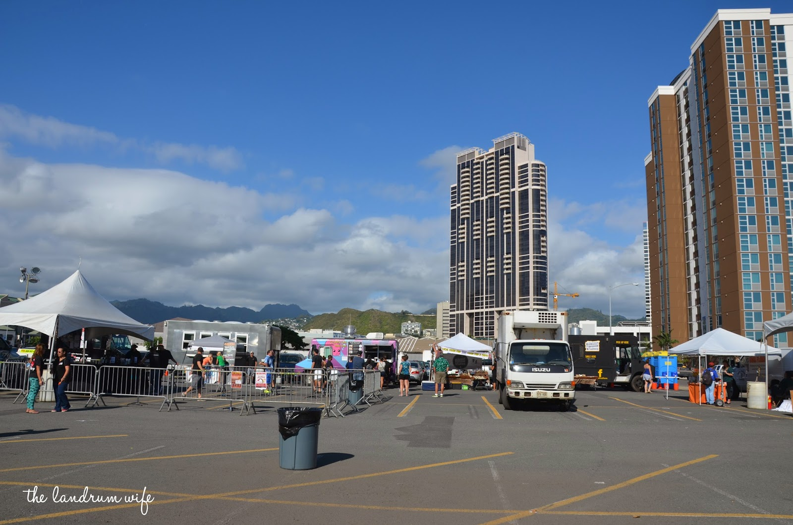 Food Trucks Downtown Honolulu