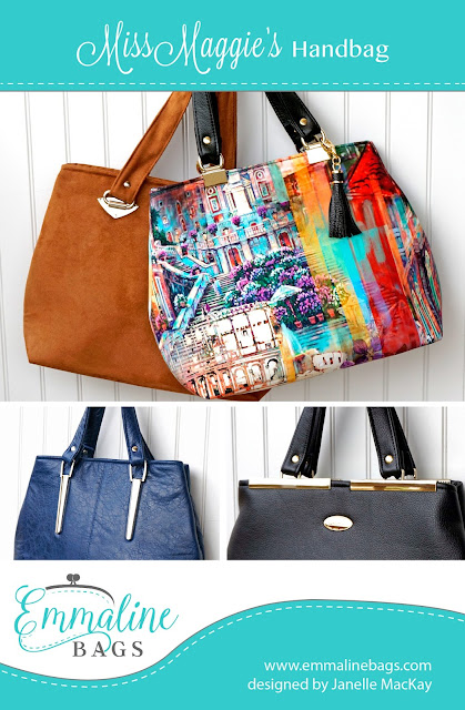 Emmaline Bags: Sewing Patterns and Purse Supplies: 09/01/2016 - 10 ...
