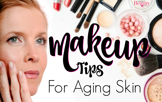 Makeup Tips For Aging Skin by Barbie's Beauty Bits