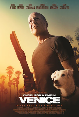 bruce willis and dog