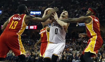 Houston Rockets vs Cleveland Cavaliers