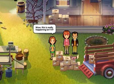 美味餐廳:Emily的童年回憶中文版(Delicious:Emilys Childhood Memories)!