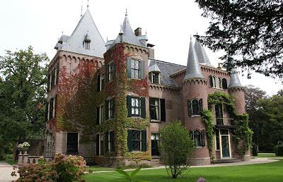 Castelo de Keukenhof - Holanda