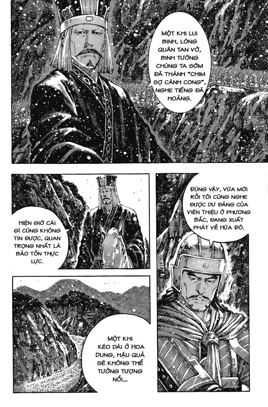 Hỏa phụng liêu nguyên Chương 431: Binh thối Hoa Dung [Remake] trang 8