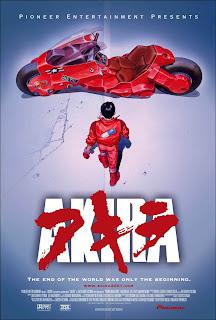 Póster de Akira