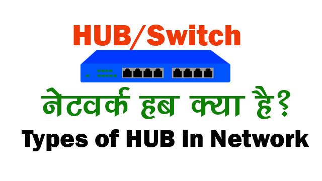What is HUB in Hindi ? HUB क्या है ?