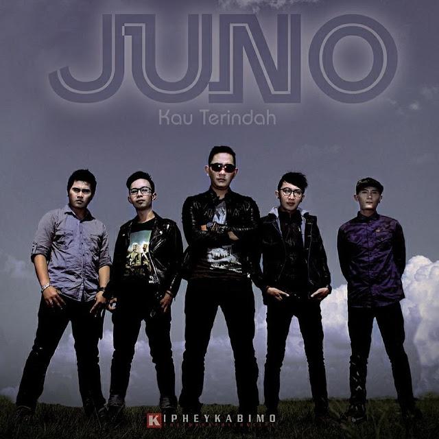 Lirik Lagu Juno - Kau Terindah