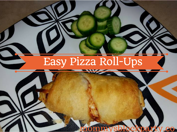 Easy Pizza Roll-Ups Your Kids will Actually Eat