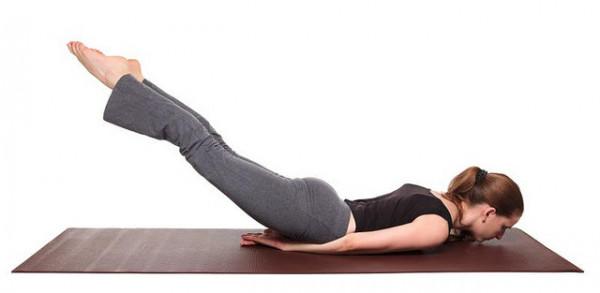Tư thế Yoga tuyệt vời giúp giải độc và làm mới cơ thể hiệu quả