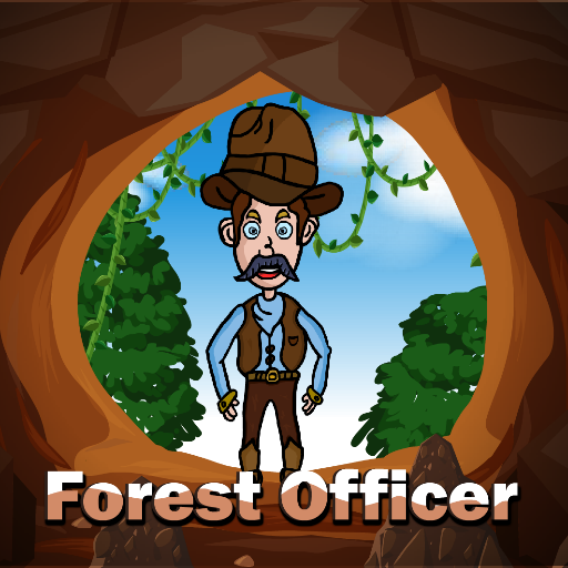 Play Games2Jolly Forest Officer Rescue From Cave