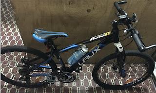 Assembled Bike