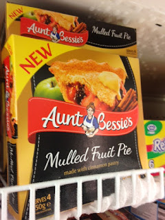 aunt bessies mulled fruit pie