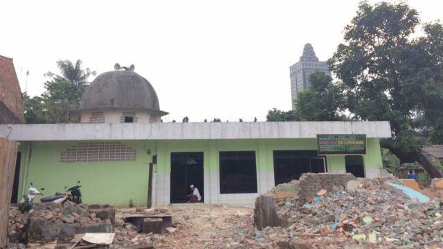 Jual Masjid Wakaf Bisa Dipidana