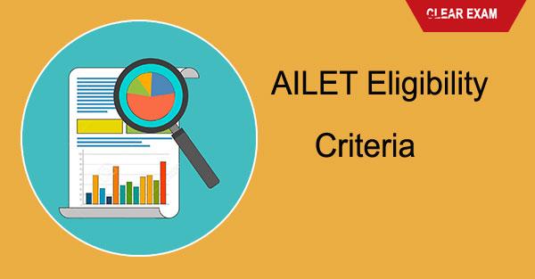 AILET Eligibility Criteria