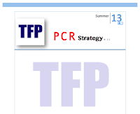 Introducing the Trade for Profit 'PCR strategy' . The pink, cyan & red are revealed.