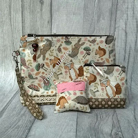 Tina's Allsorts, Project Bag