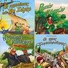 Πέντε κλασικά εικονογραφημένα για παιδιά