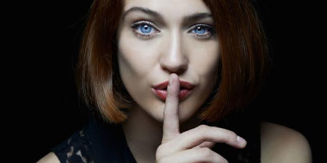 اكتشف لماذا تكذب النساء؟