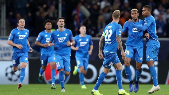 Highlights : Hoffenheim 3 - 3 Lyon