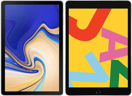 Samsung Galaxy Tab S4 vs Apple iPad 10.2 (2019)