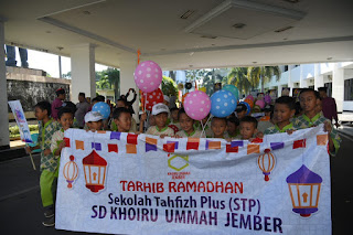 Elemen Masyarakat Sambut Bulan Ramadhan Gelar Tarhib Ramadhan