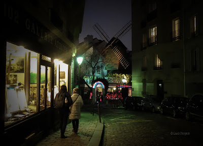 Montmartre, Paris © Laura Próspero