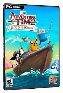 ADVENTURE TIME: PIRATES OF ENCHIRIDION Video Game