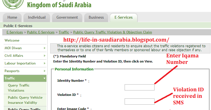 how to pay abu dhabi traffic fines online