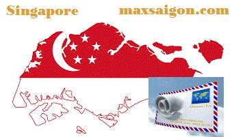 Gửi thư, tài liêu đi Singapore giá rẻ an toàn đảm bảo nhất