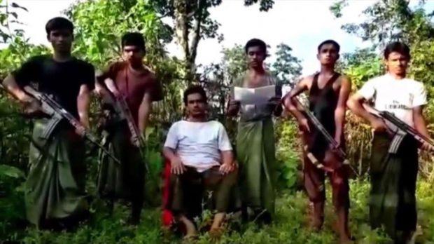 Kelompok Pejuang Rohingya Tantang Aung San Suu Kyi