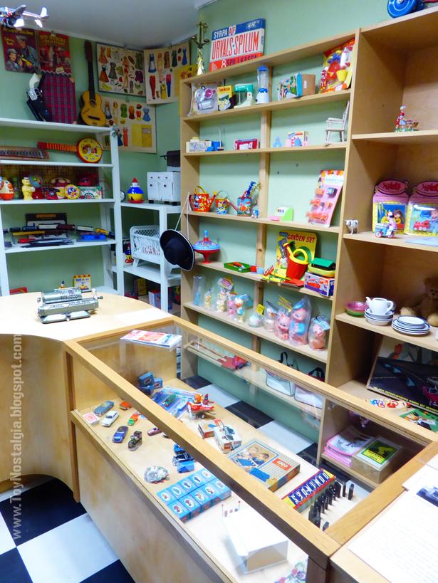 Toy Shop Museun Grundarfjördur Iceland Emil Kaffi