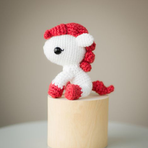 Pony Amigurumi - Free Pattern