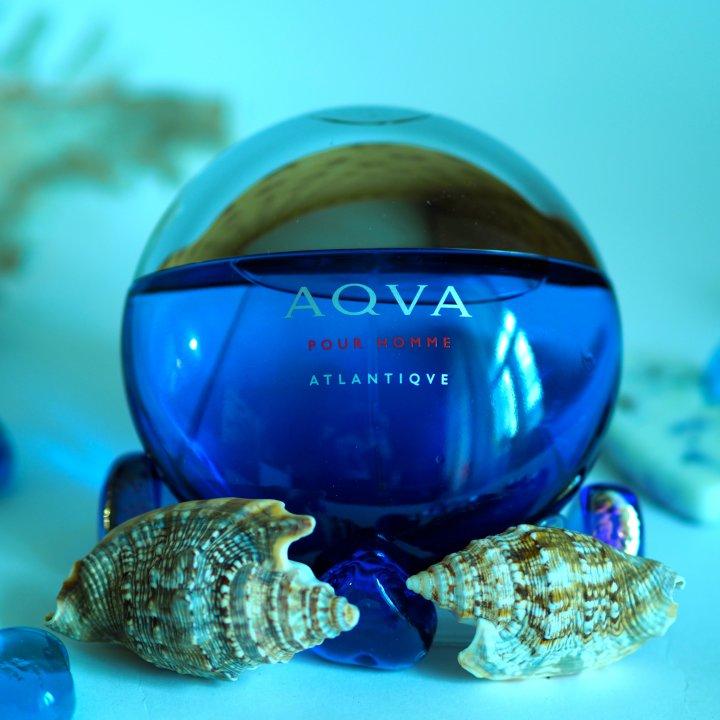 Bulgari Aqua pour Homme Atlantique sur Origines Parfums