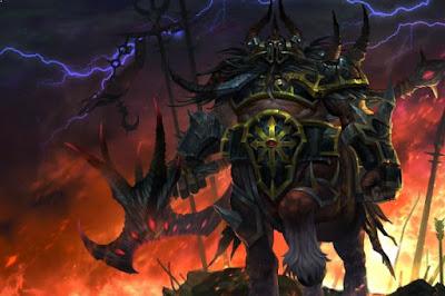 Centaur Warrunner - Chaos Chosen