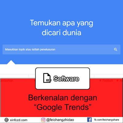 Mengintip Trending Penelusuran Via Google Trends