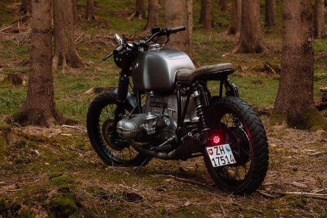 """BMW R90/6 độ Scrambler - 20 năm thả """"trâu"""" về rừng"""