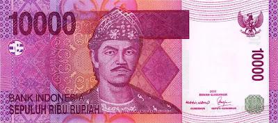 mata uang rupiah kelipatan sratus ribu