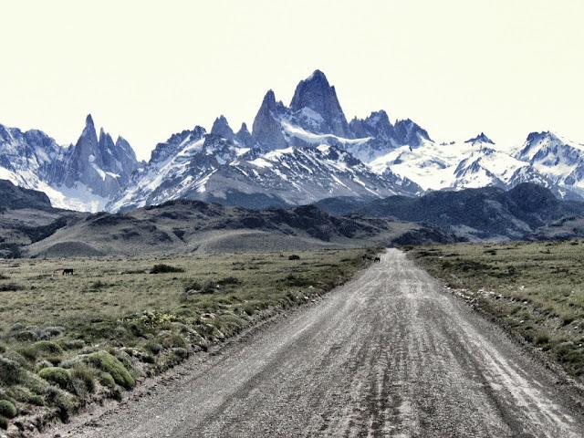 Mount Fitzroy near El Chalten, Patagonia, Argentina