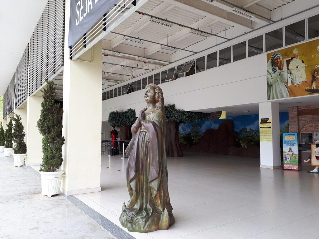 Memorial da Devoção Nossa Senhora Aparecida Museu de Cera