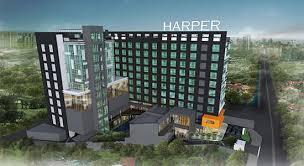 Review Fasilitas dan Layanan Hotel Harper Pasteur
