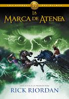Percy Jackson Marca Atenea Riordan