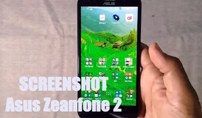 Screenshot di Asus Zeanfone 2