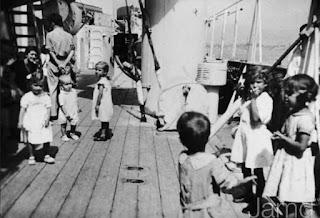 Apadrinar un niño; en la Guerra Civil española