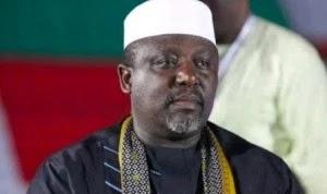 """""""Leave Ekweremadu alone, You are a bastard Igbo"""" -ArchBishop Chukwuma Blasts Okorocha."""