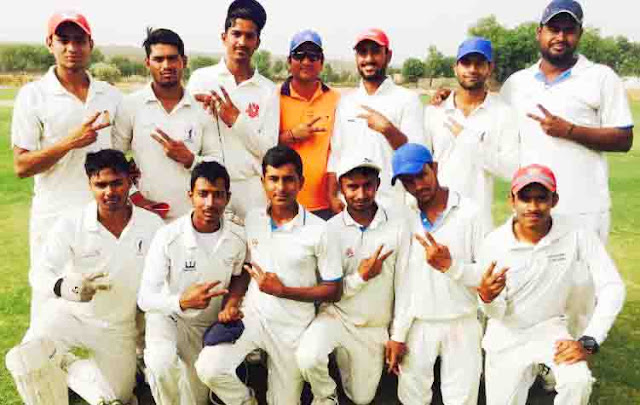 rawal-cricket-academy-winner-team-faridabad